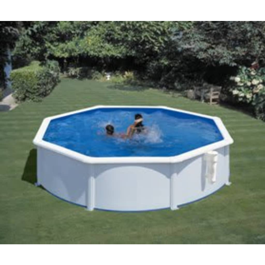 Piscine semi enterree pas cher for Piscine demontable pas cher