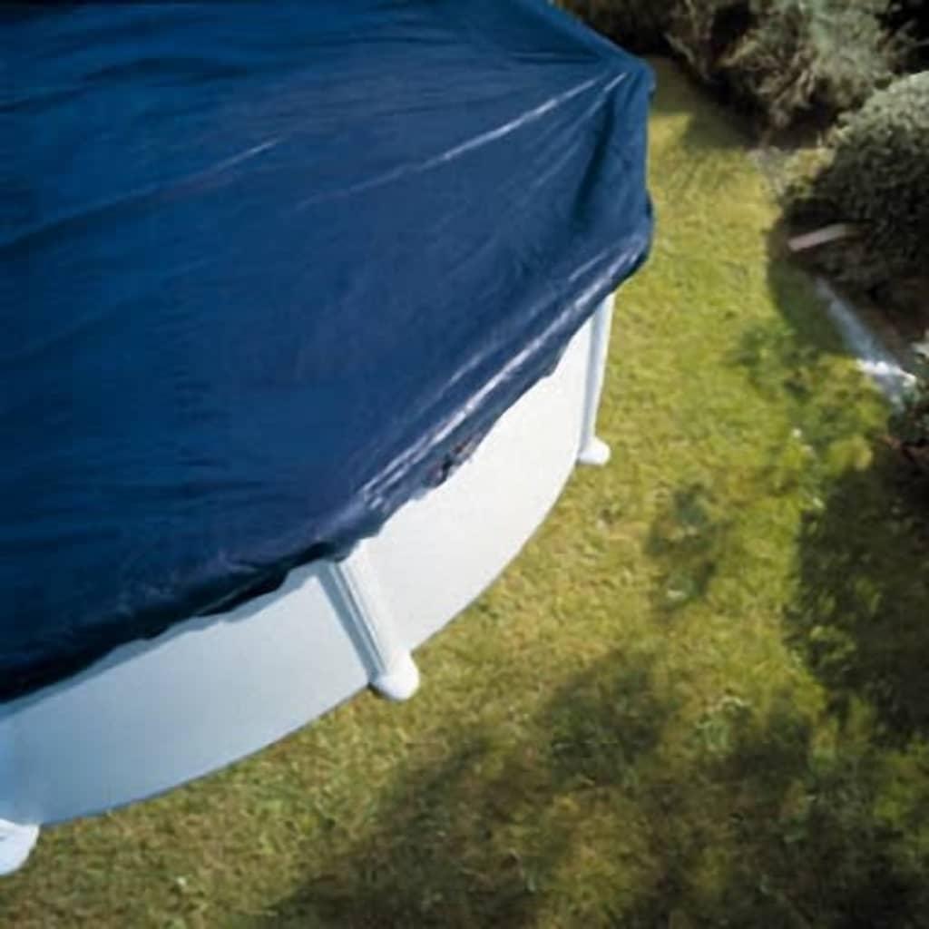 Gre zwembad afdekzeil ovaal 5 x 3 m online kopen for Zwembad afdekzeil