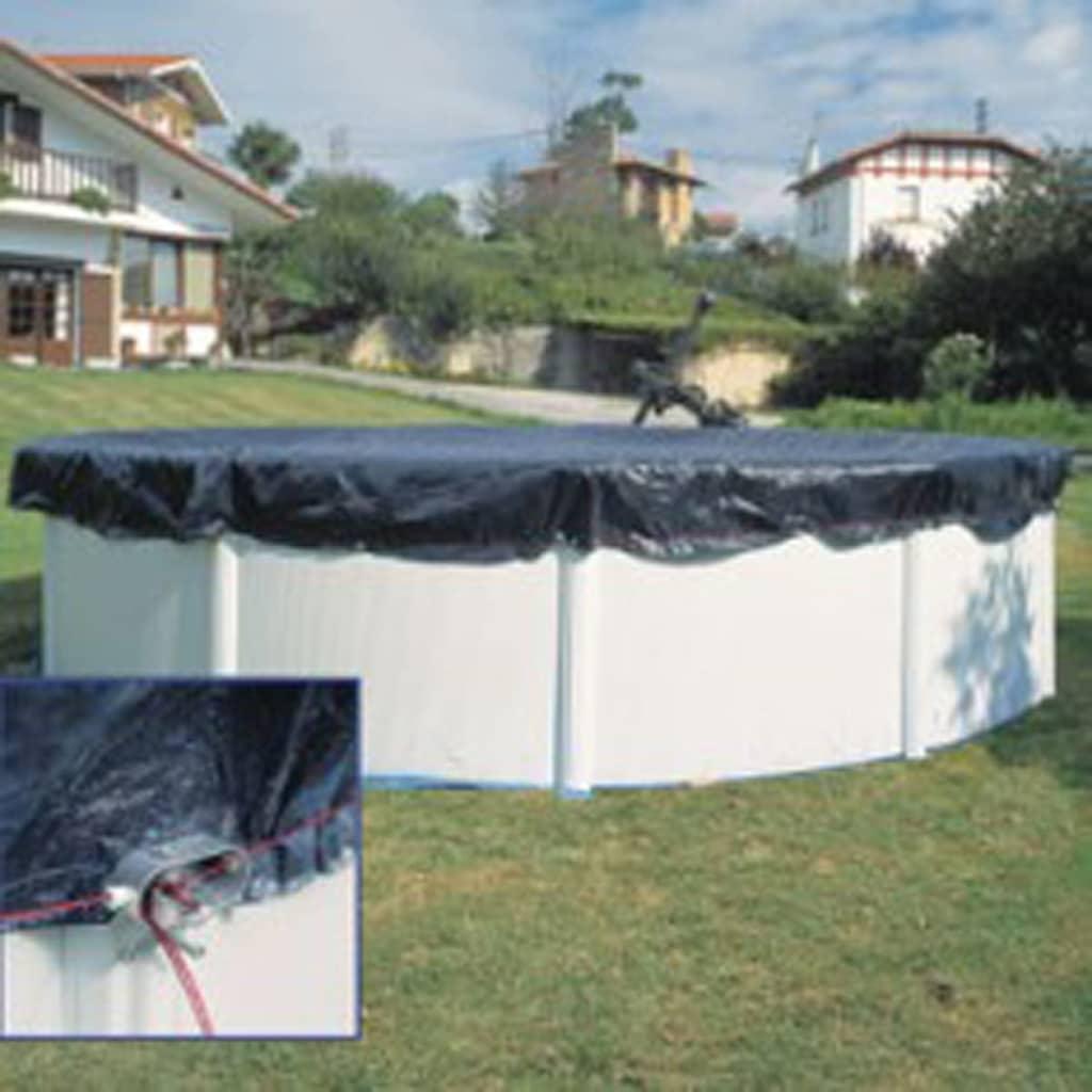 GRE-Round-Swimming-Paddling-Pool-Cover-Winter-Protector-PVC-Diameter-360-cm