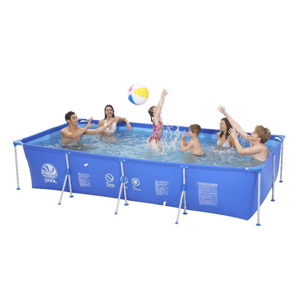 La boutique en ligne piscine rectangulaire avec armature for Piscine rectangulaire solde