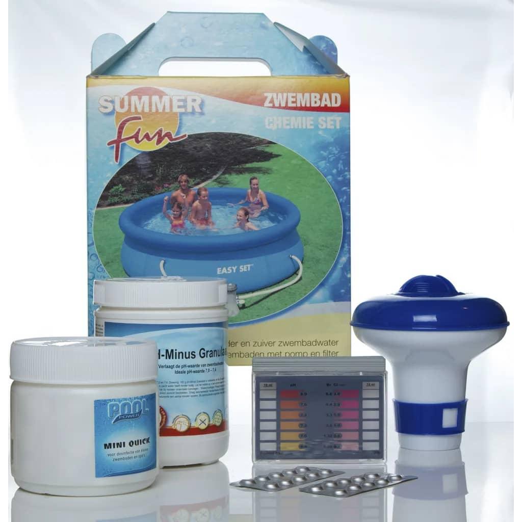 Acheter kit de d marrage pour piscine pas cher for Demarrage piscine