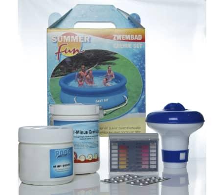 summer fun poolpflege set im vidaxl trendshop. Black Bedroom Furniture Sets. Home Design Ideas