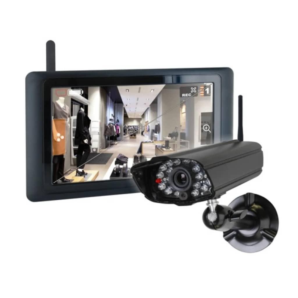 Smartware Digitaal camera systeem met 9 inch touchscreen