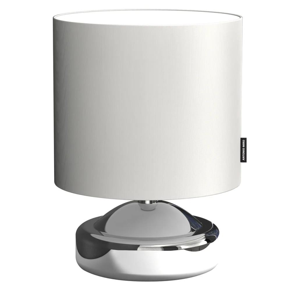 Antonio Miro Asztali Lámpa Fém Fehér