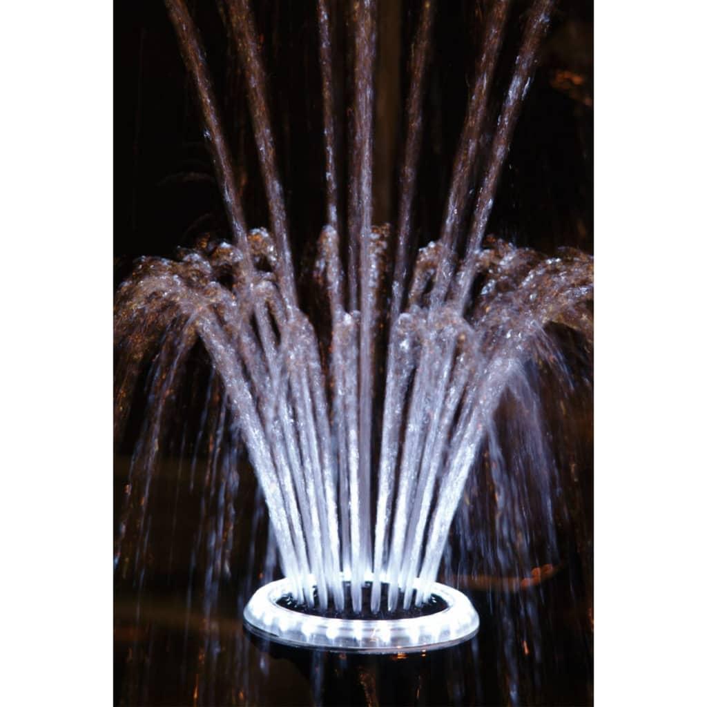 """Ubbink Eclairage LED Jet d'eau Volcano 1/2 """" pour bassin de jardin Cet éclairage LED attirera tous les regards de vos amis ou vos invi"""