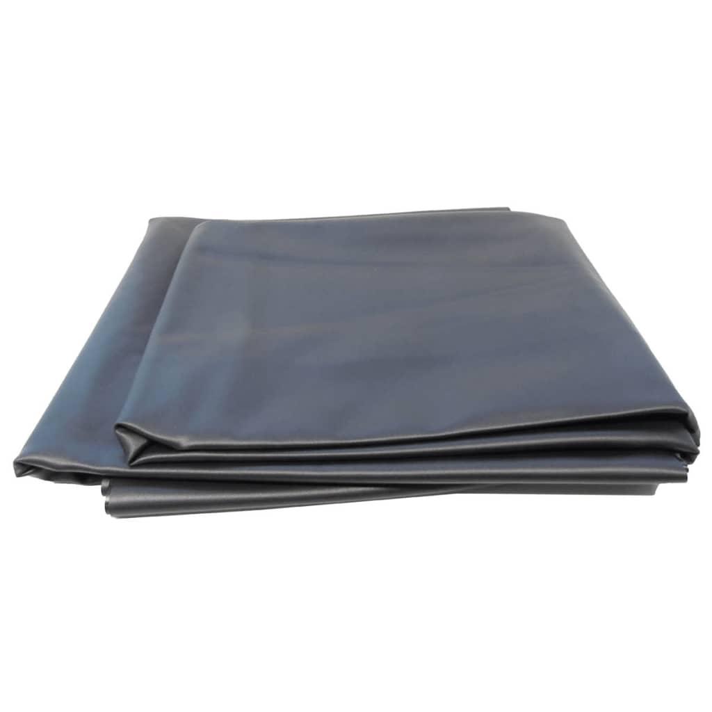 Ubbink AquaLiner Tófólia PVC 6x4m Fekete