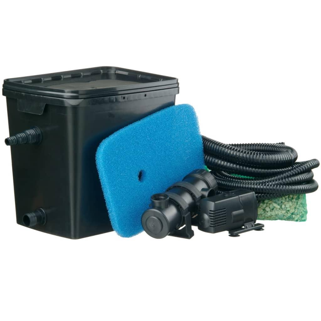 Acheter ubbink filtrapure filtre pour bassin 26 l avec xtra pompe 900 l h pas cher - Pompe pour bassin pas cher ...