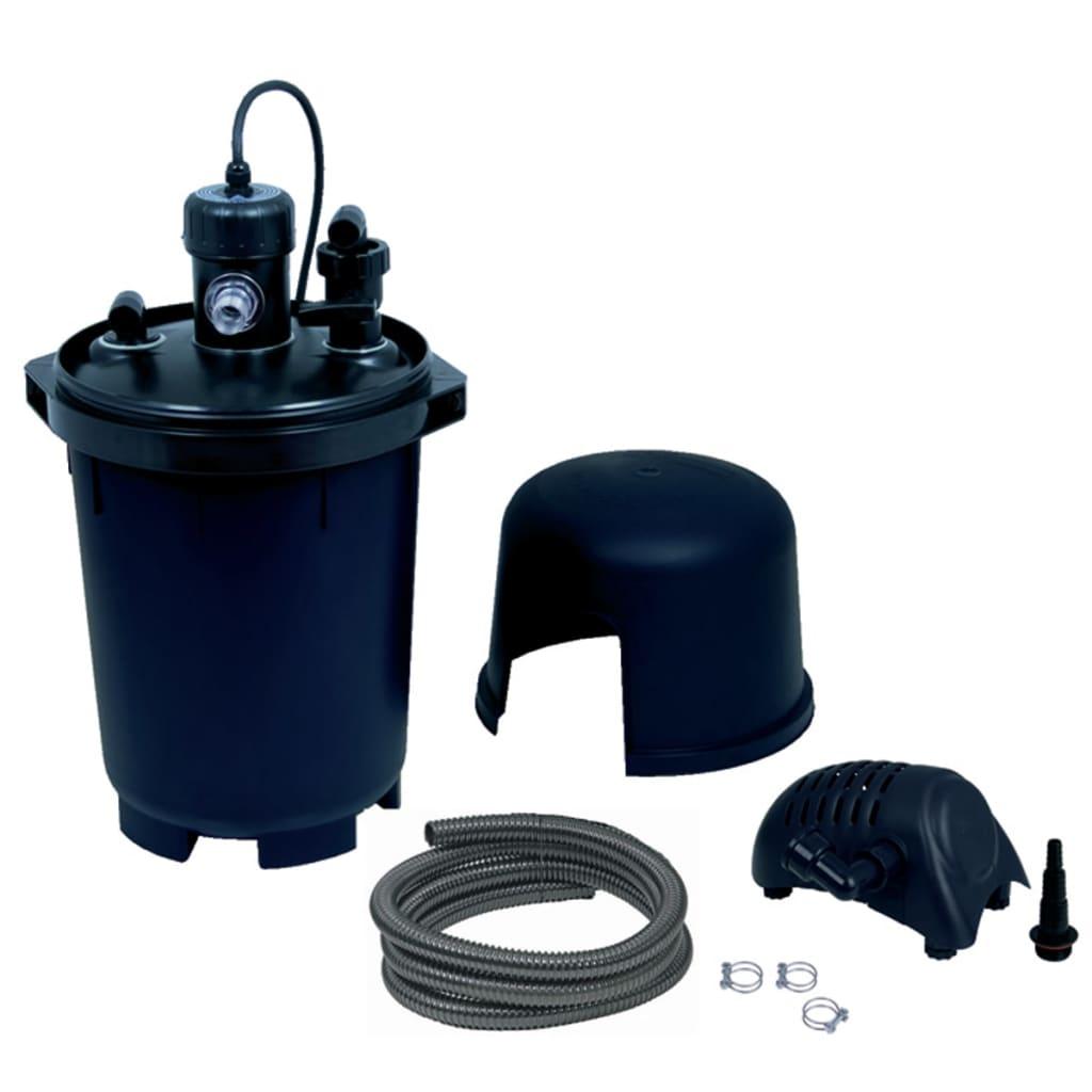 Ubbink set de filtros de estanque biopressure 7000 plus for Filtro para estanque