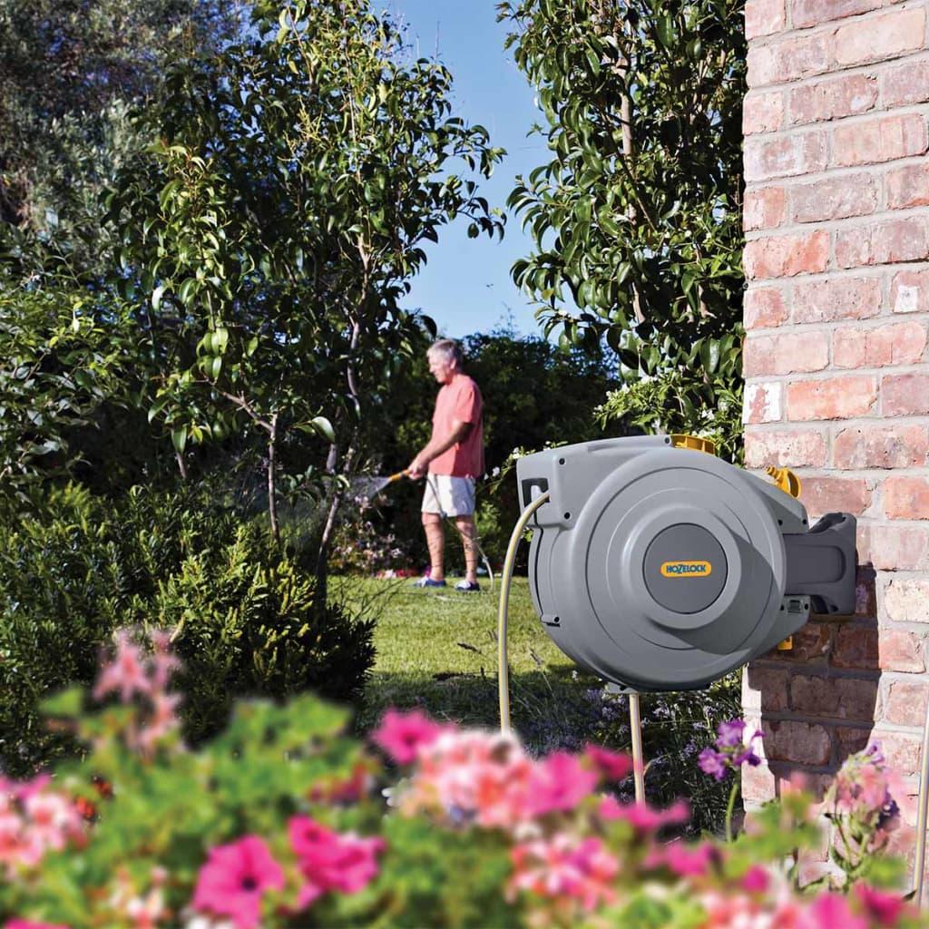 Hozelock-Auto-Hose-Reel-15-20-25-30-m-Garden-Tool-Watering-amp-Irrigation-Pipe