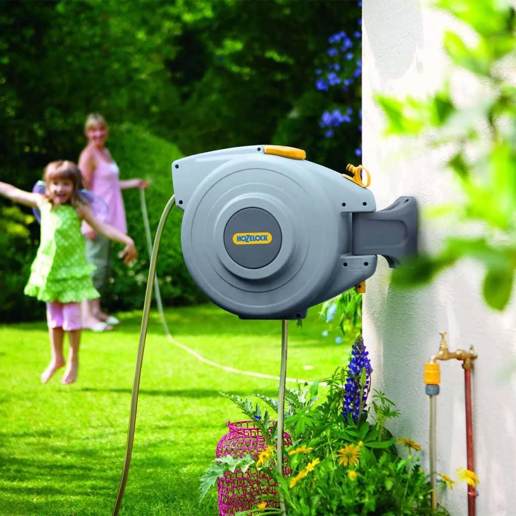 acheter hozelock tuyau d 39 arrosage automatique 20 m gris pas cher. Black Bedroom Furniture Sets. Home Design Ideas