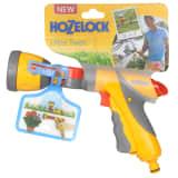 Hozelock Ultra Twist Spray Gun Sprinkler 4 Spray Patterns