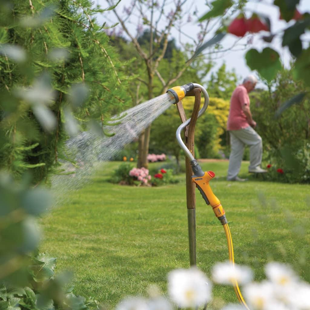 Hozelock hängande vattenslang med spraypistol