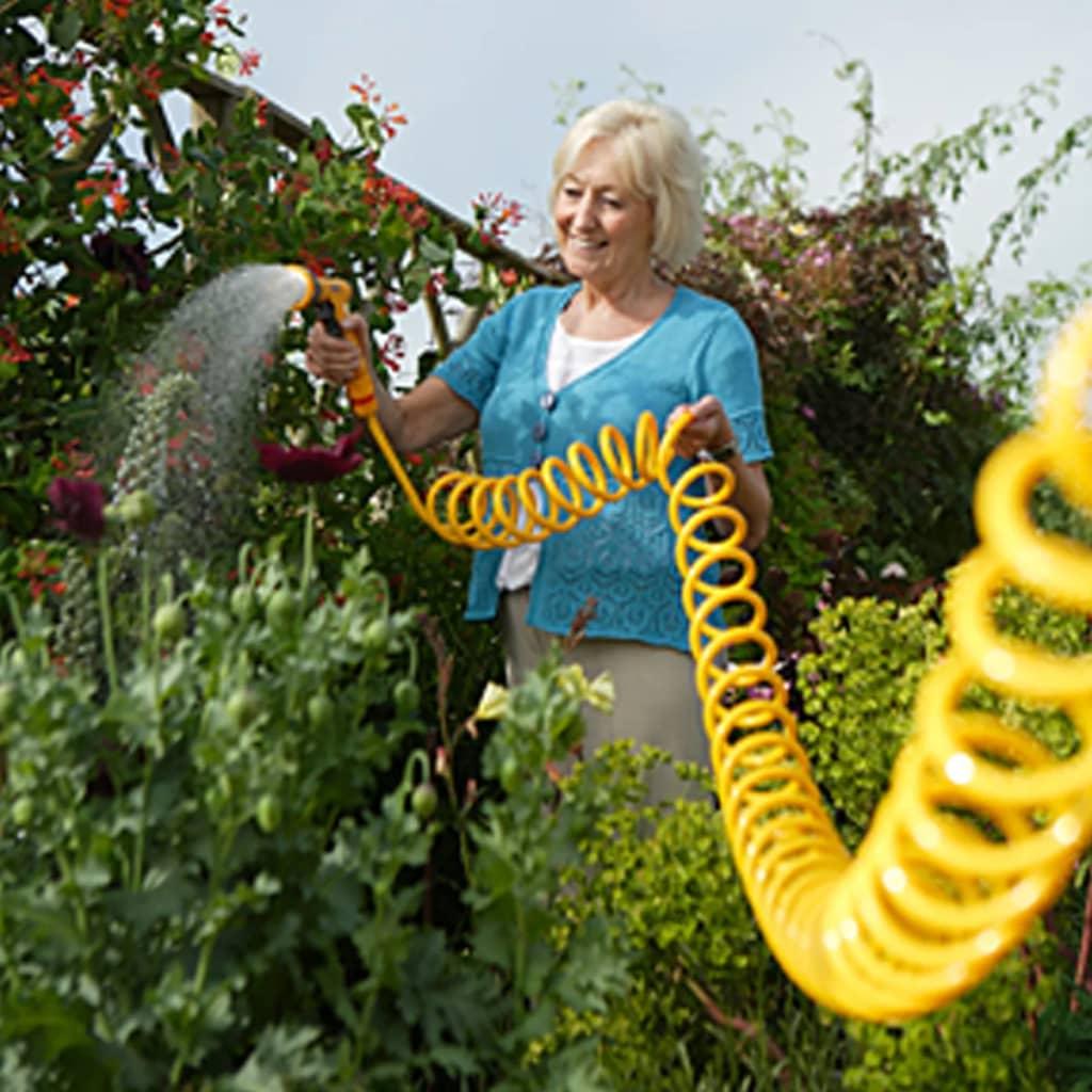 Hozelock-tubo-a-spirale-per-l-039-irrigazione-del-giardino-da-15-m