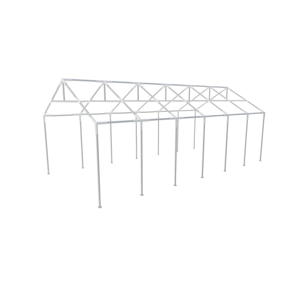 Afbeelding van vidaXL Stalen frame voor partytenten 12 x 6 m