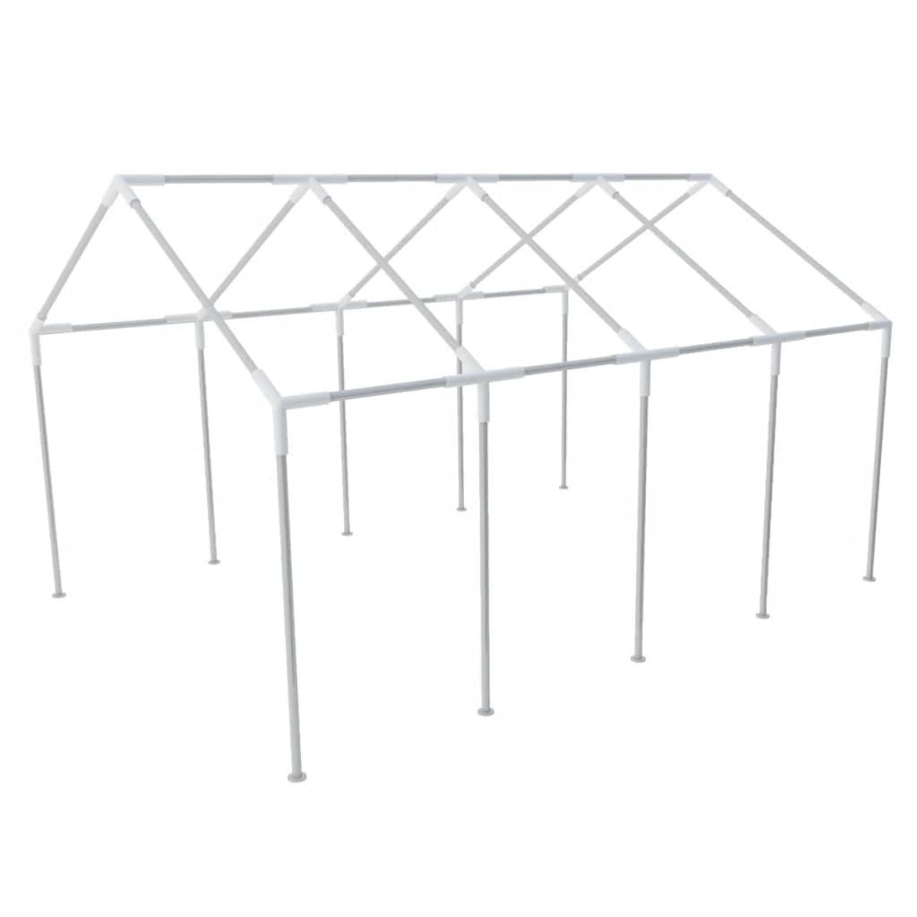 Afbeelding van vidaXL Stalen frame voor partytenten 8 x 4 m