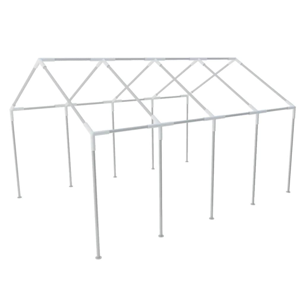 Pavillongestell Stahlgestell Partyzeltrahmen Zeltrahmen Rahmen ...