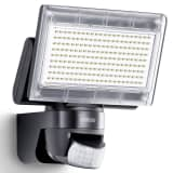 Steinel Sensor-switched Outdoor Floodlight XLED Home 1 Black