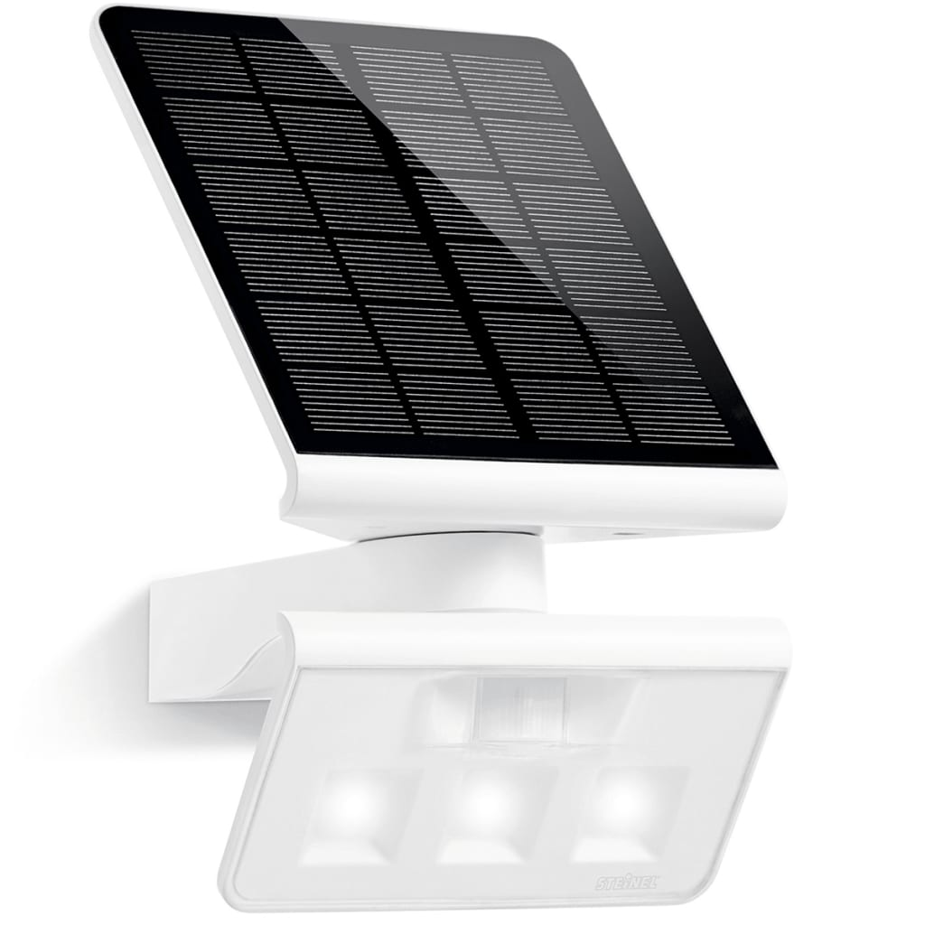 steinel xsolar l s wit led buitenlamp met sensor online. Black Bedroom Furniture Sets. Home Design Ideas