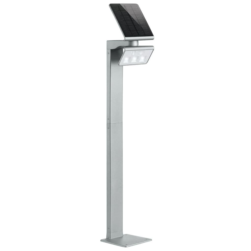 Steinel sensorlys LED sølv
