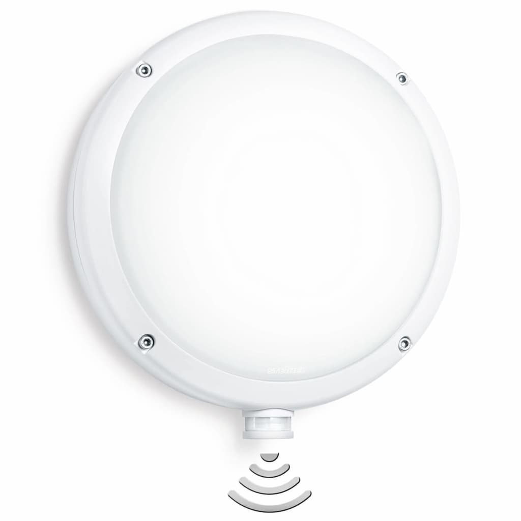 Steinel Tervezésü Mozgásárzékelő Külső Fényszóró L333 S Fehér