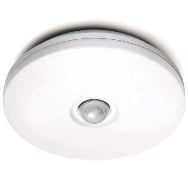 L Mpara Con Sensor De Movimiento Para Exterior Blanca