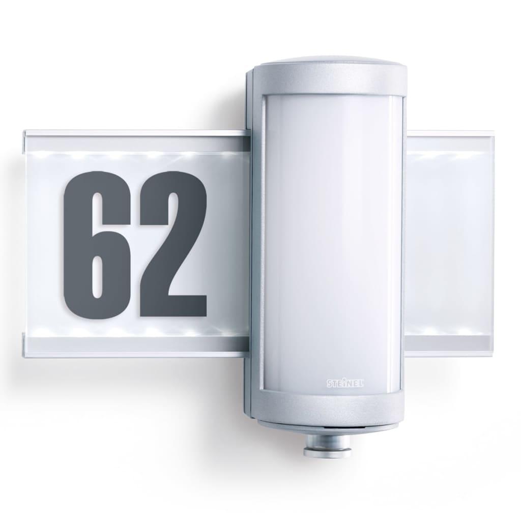 Acheter steinel lampe ext rieur capteur l 625 led pas cher for Lampe electrique exterieur