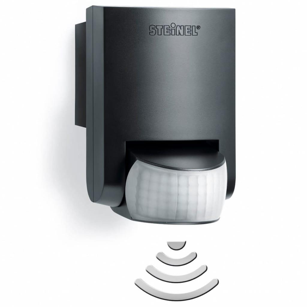 steinel infrarood bewegingsmelder is 130 2 zwart online kopen. Black Bedroom Furniture Sets. Home Design Ideas