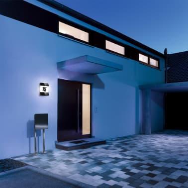 la boutique en ligne steinel lampe solaire pour num ro de maison avec d tecteur l2 s blanc. Black Bedroom Furniture Sets. Home Design Ideas