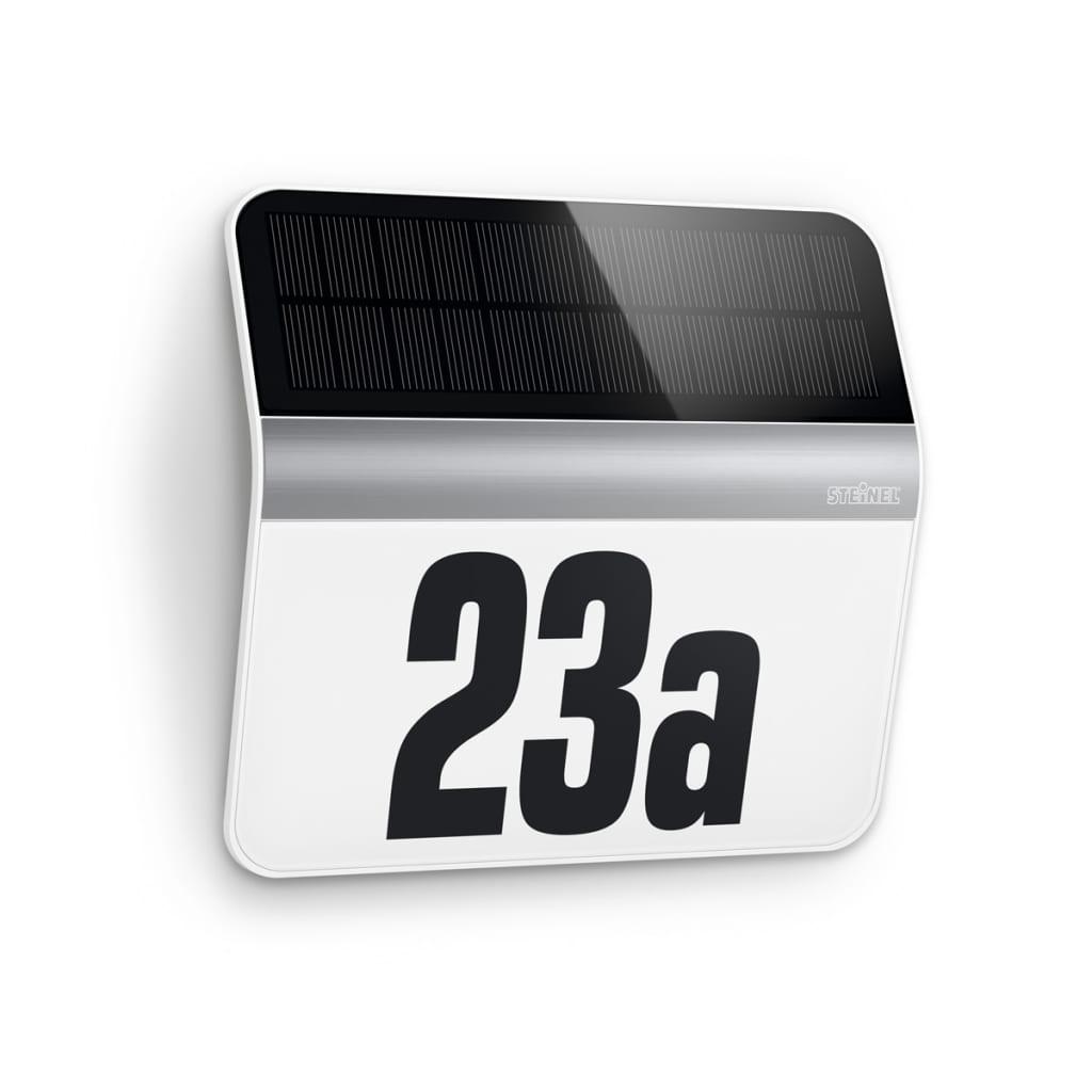 Steinel XSolar LH-N Házszám LED Rozsdamentes Acél