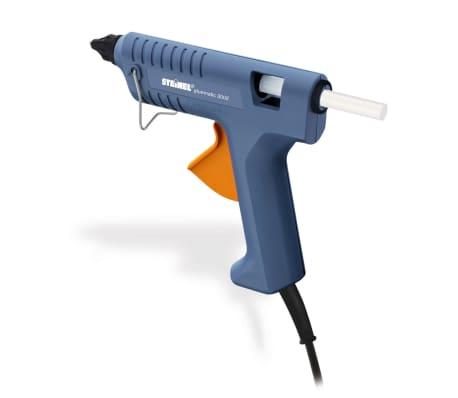 Steinel Gluematic 3002 Pistolet à colle Bleu