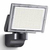 Venkovní reflektor Steinel XLED Home 3 bodové světlo, černý
