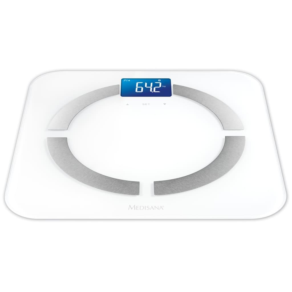 Afbeelding van Medisana Bluetooth Personenweegschaal met lichaamsanalyse BS 430