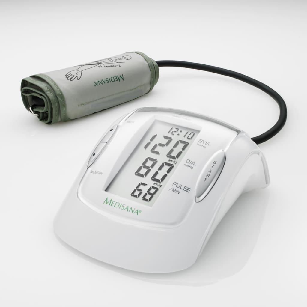 Medisana Automatikus Felkaros Vérnyomásmérő Kijelző MTP