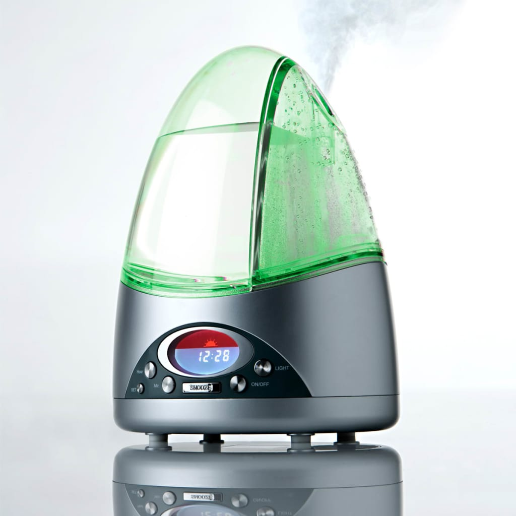 Medisana Humidifier Ultrabreeze with Additional Night Light www  #137B33