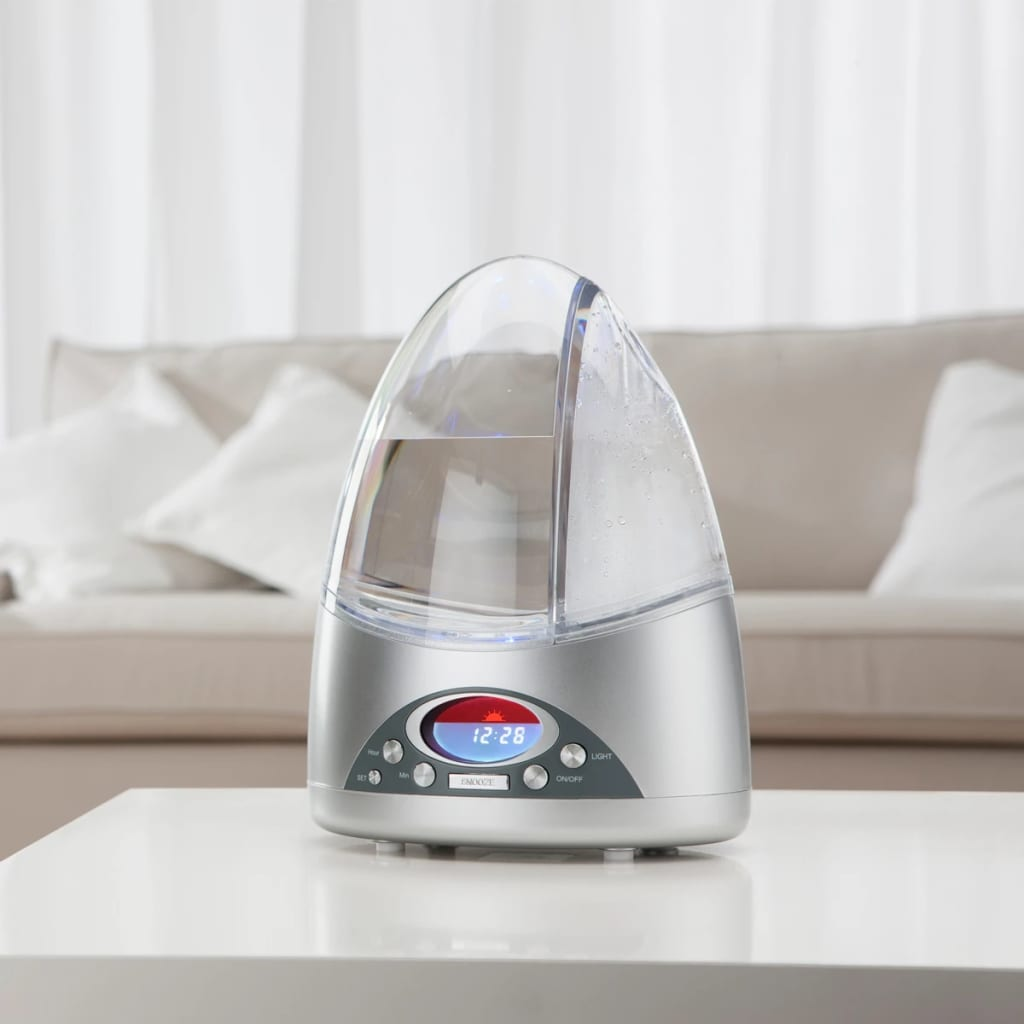 Medisana Humidifier Ultrabreeze with Additional Night Light www  #3D618E
