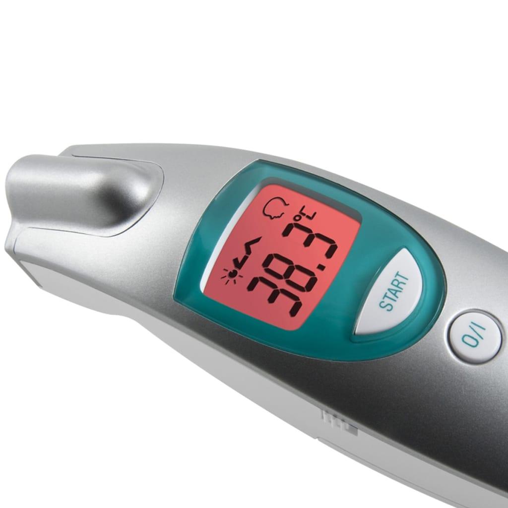 Acheter thermom tre num rique infrarouge medisana ftn - Thermometre infrarouge pas cher ...