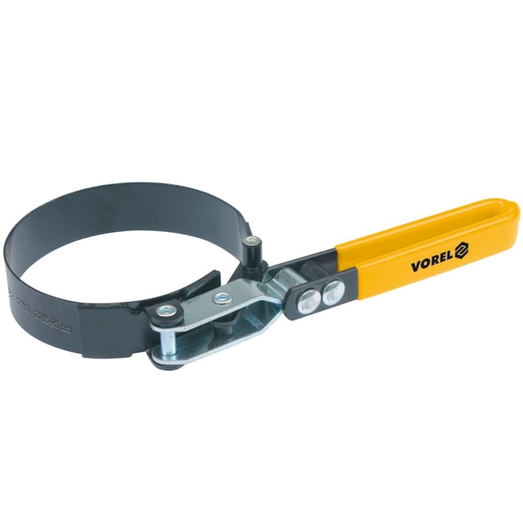 VOREL Vorel Nyckel för Oljefilter Räckvidd 73 – 85 mm