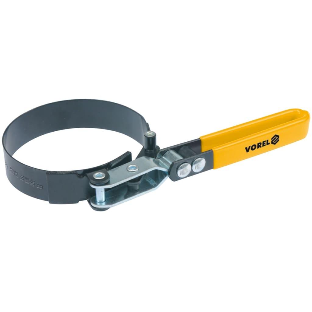 VOREL Vorel Nyckel för Oljefilter Räckvidd 93 – 111 mm