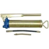 Fettpresse Schmierpistole Handhebelfettpresse 400ml Schlauch