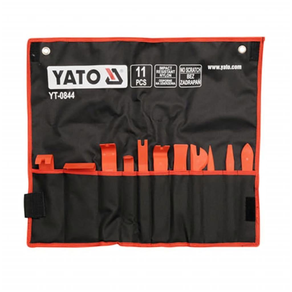 Afbeelding van YATO Paneelverwijderingsset