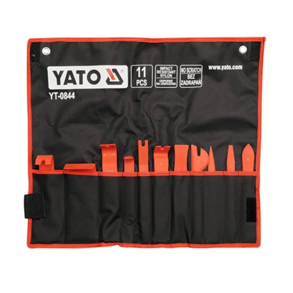 YATO Yato Vezerlőpult Eltávolító Készlet