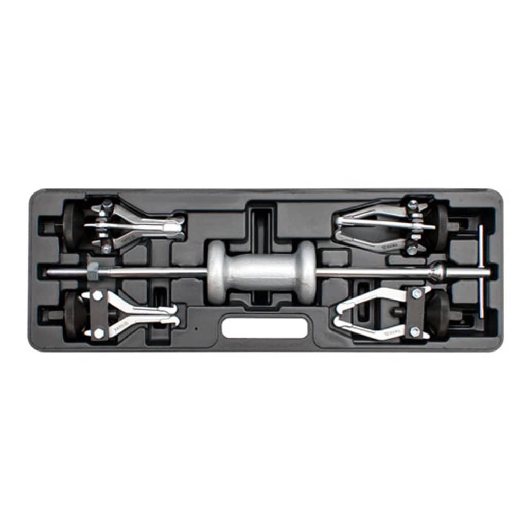 Bearing Puller Set Malaysia : Vidaxl yato slide hammer gear bearing puller set