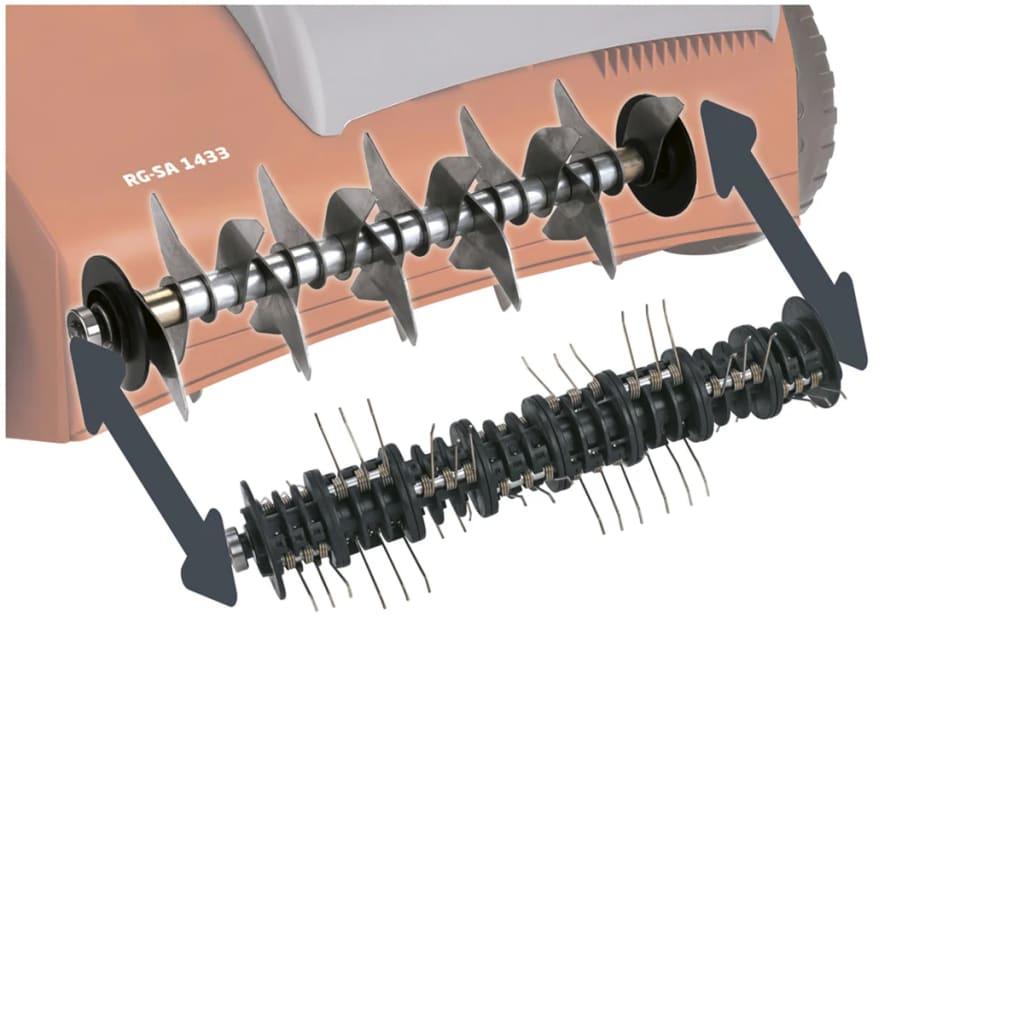der einhell elektro vertikutierer l fter rg sa 1433 online shop. Black Bedroom Furniture Sets. Home Design Ideas