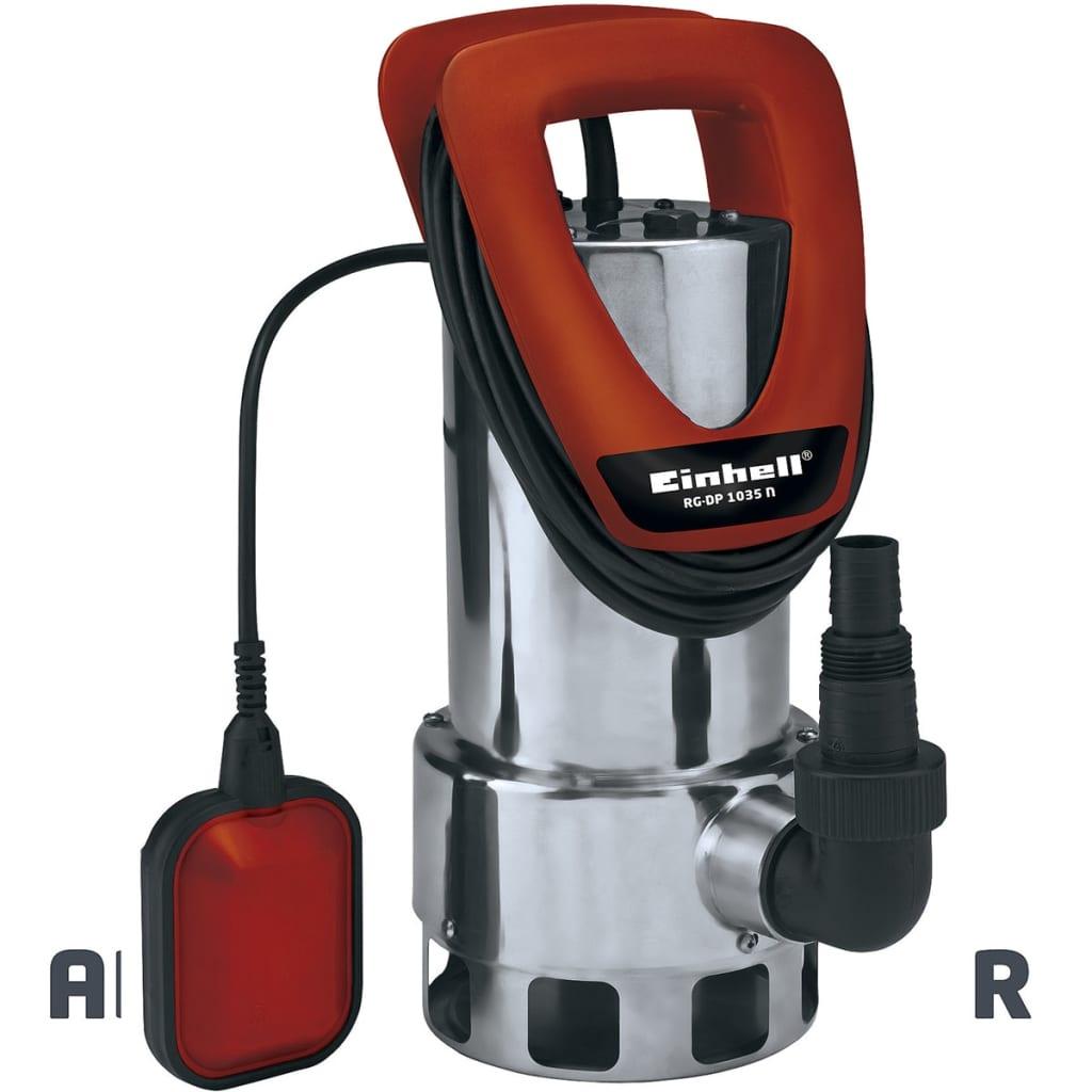 Einhell smutsvattenpump RG-DP 1035 N