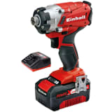 Einhell Cordless Impact Screwdriver with 3.0 Ah Battery TE-CI 18 Li