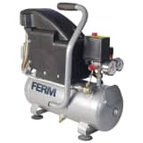 FERM Power Kompressor 1,1 HP 750 W 8 l CRM1044