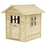 Maison de jeux en bois AXI