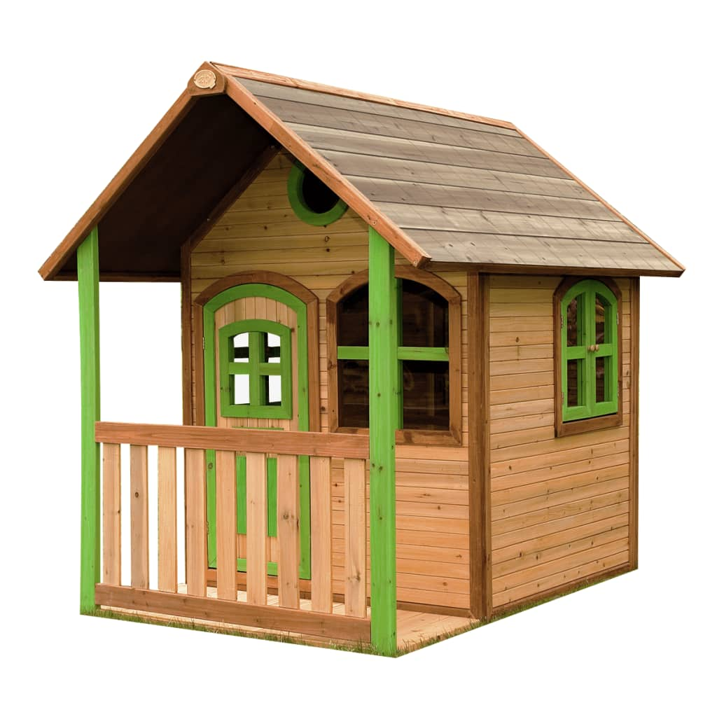 Axi wooden children playhouse alex for Casette legno romania