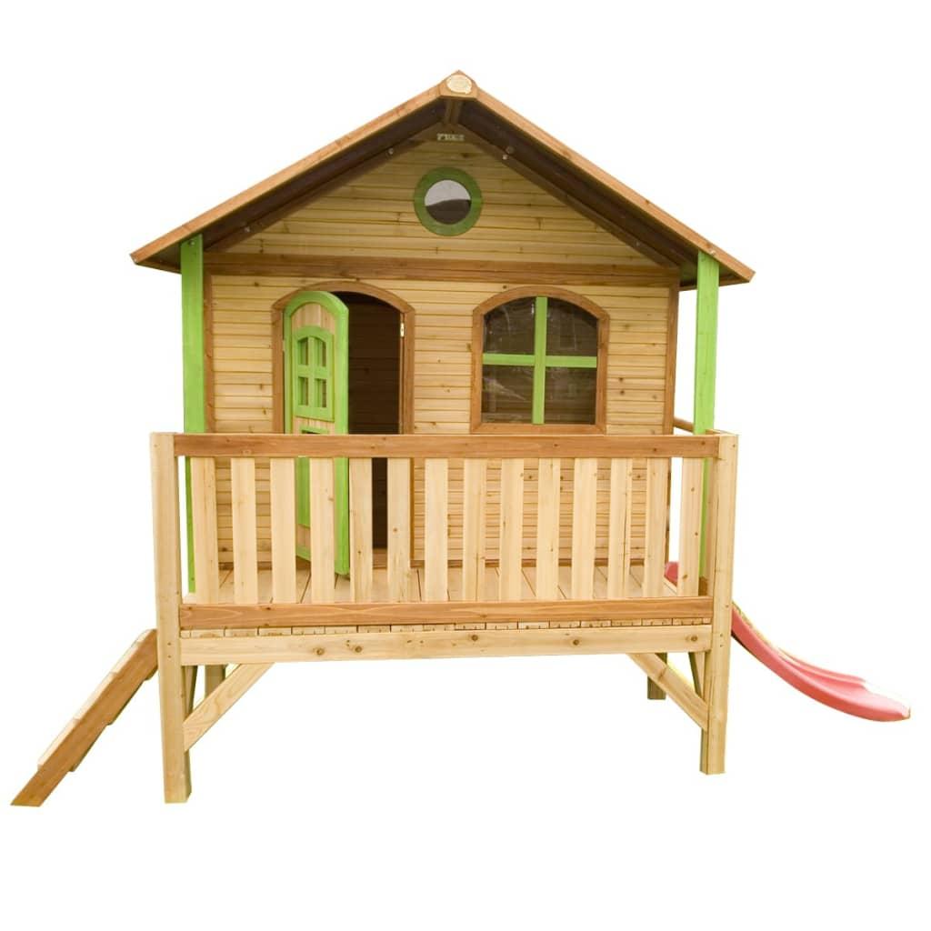 Acheter maisonnette en bois pour enfants axi stef pas cher - Maisonnette en bois leclerc ...