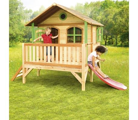 Axi casetta per bambini stef for Grande casetta per bambini